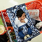 Binxy Baby® Baby Shopping Cart Hammock in Indigo Dream