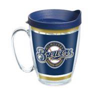 Tervis® MLB Milwaukee Brewers Legends 16 oz. Mug with Lid