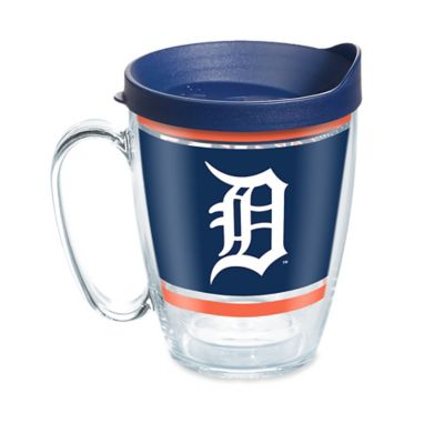 Tervis® MLB Detroit Tigers Legends 16 Oz. Mug With Lid