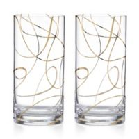 kate spade new york Mulberry Place Highball Glasses (Set of 2)