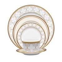 Noritake® Trefolio Gold 5-Piece Place Setting