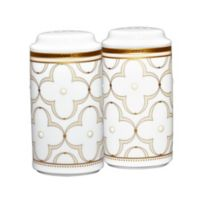 Noritake® Trefolio Gold Salt and Pepper Shakers