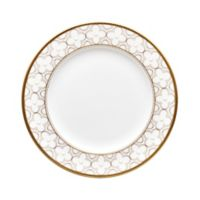 Noritake® Trefolio Gold Bread and Butter Plate