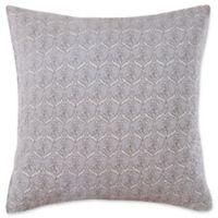 Levtex Home Clea European Pillow Sham in Grey (Set of 2)