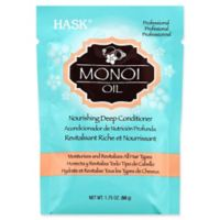 Hask® Monoi Oil 1.75 oz. Nourishing Deep Conditioner Packet
