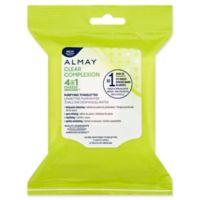 Almay® Clear Complexion™ 25-Count 4-in-1 Makeup Remover Purifying Towelettes