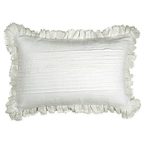 image of Wamsutta® Vintage Oblong Throw Pillow