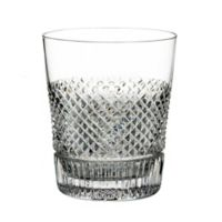 Waterford® Diamond Line Double Old Fashioned Glasses (Set of 2)