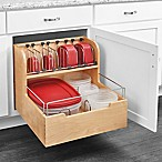 Rev-A-Shelf - 4FSCO-24SC-1 - 20.5-inch Food Storage Container Organizer 20.5-inch