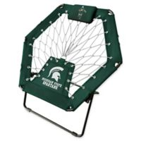 Michigan State University Premium Bungee Chair in Green