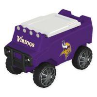 NFL Minnesota Vikings Remote Control C3 Rover Cooler