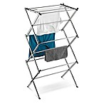 Honey-Can-Do® Slim Commercial Drying Rack in Chrome