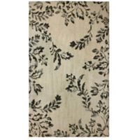 Laura Ashley® Winchester Knit 1-Foot 10-Inch x 4-Foot 8-Inch Accent Rug in Taupe