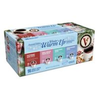 96-Count Victor Allen® Winter Variety Pack Coffee Pods for Single Serve Coffee Makers
