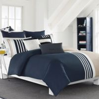 Nautica® Aport Full/Queen Duvet Cover Set in Navy