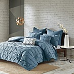 Urban Habitat Karter King/California King Comforter Set in Blue