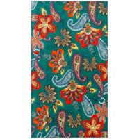 Mohawk Home Whinston Multicolored 6-Foot x 9-Foot Area Rug