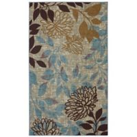 Mohawk Home® Bella Garden Block 7-Foot 6-Inch x 10-Foot Multicolor Area Rug