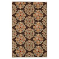 Mohawk Home Kolam 5-Foot x 7-Foot Multicolor Area Rug