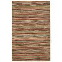 Mohawk Home Melody 7-Foot 6-Inch x 10-Foot Multicolor Area Rug
