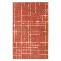 Mohawk Home® Berkshire Chatham 5-Foot x 8-Foot Area Rug in Coral