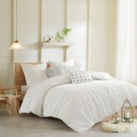 Urban Habitat Brooklyn Twin/Twin XL Comforter Set in Ivory