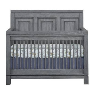 Product Image For Soho Baby Manchester 4 In 1 Convertible Crib Rustic Grey