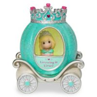 Precious Moments® Pretty as a Princess Grace Princess Carriage Light Up Figurine