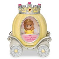 Precious Moments® Pretty as a Princess Faith Princess Carriage Light Up Figurine