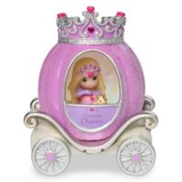 Precious Moments® Pretty as a Princess Charity Princess Carriage Light Up Figurine