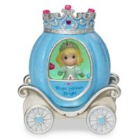 Precious Moments® Pretty as a Princess Hope Princess Carriage Light Up Figurine