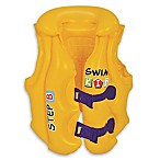 Pool Central Swim Training Vest in Yellow