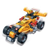BanBao Invincibility Race Car Building Set