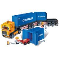 BanBao Cargo Truck Building Set