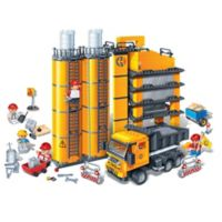 BanBao Refinery Building Set