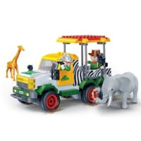 BanBao Jeep Safari Building Set
