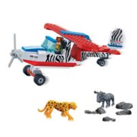 Banbao Safari Bush Plane Building Set