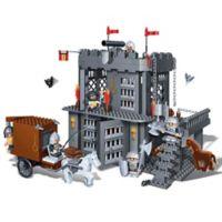 Banbao Medieval Prison Building Set