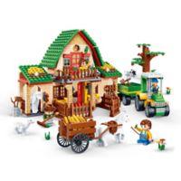 Banbao Farm City Building Set