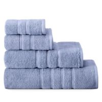 American Craft Made in the USA Bath Sheet in Light Blue