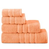 American Craft Made in the USA Bath Sheet in Orange