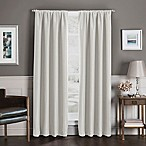 Sebastian 95-Inch Rod Pocket Insulated Total Blackout™ Window Curtain Panel in Ivory