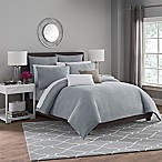 Haven King Duvet Cover in Dusty Blue