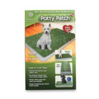 Potty Patch™ Small Indoor Washroom for Dogs