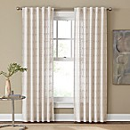 Cambria® Santorini 84-Inch Rod Pocket/Back Tab Window Curtain Panel in Natural
