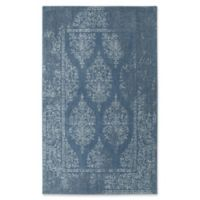 Mohawk Home Berkshire 5-Foot x 8-Foot Area Rug in Blue