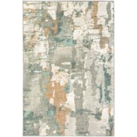 Karastan Serenade Adante 5-Foot 3-Inch x 7-Foot 10-Inch Area Rug in Grey