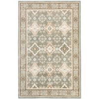 Karastan Studio Serenade Kapelle 5-Foot 3-Inch x 7-Foot 10-Inch Area Rug in Grey
