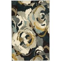 Karastan Rois 8-Foot x 11-Foot Multicolor Area Rug