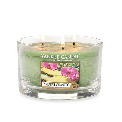 Buy Yankee Candle 174 Pineapple Cilantro 3 Wick Candle From